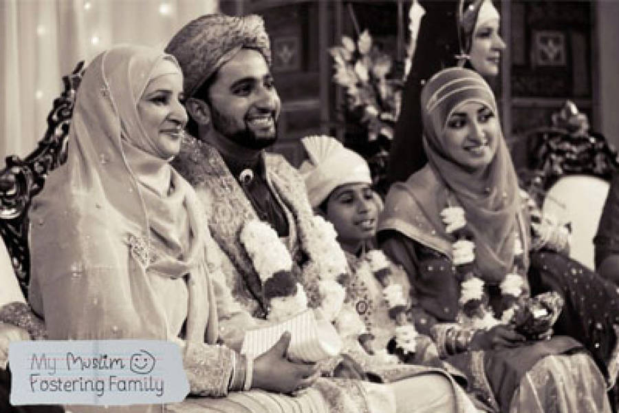 My Muslim Fostering Family Series